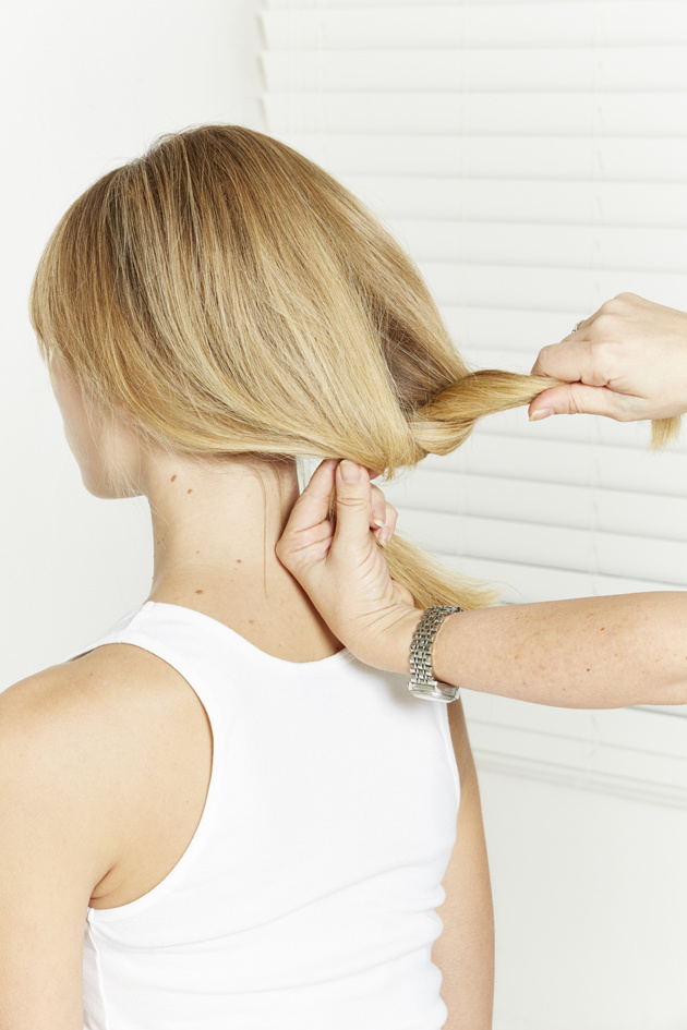 Nivea Sally Brooks 2014 - The Knotted Ponytail - 4