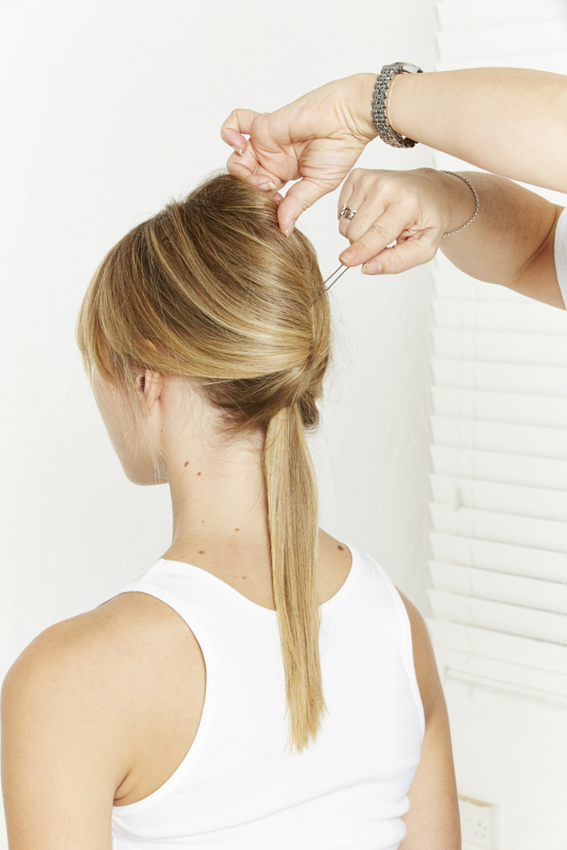 Nivea Sally Brooks 2014 - The Knotted Ponytail - 6