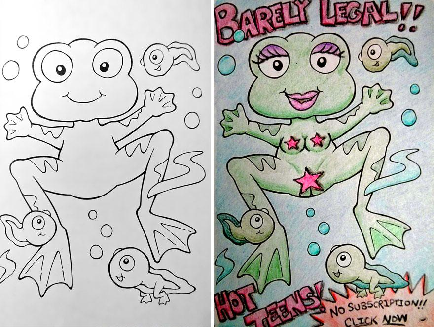 funny-children-coloring-book-corruptions-24