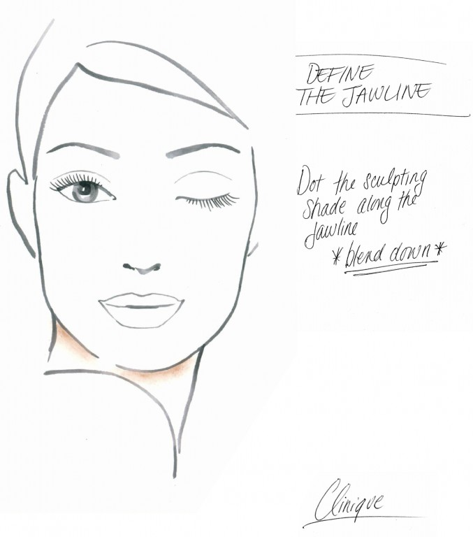 Hello Cheekbones Face Chart - Defined Jawline (2)-page-001