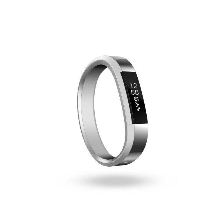 Fitbit-Alta_Luxe-Stainless-Steel_Silver_Bangle_Clock_Flower